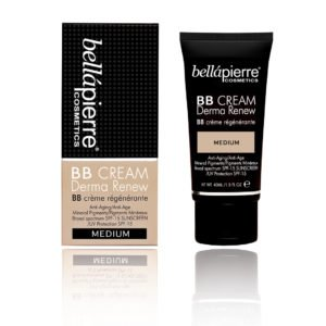doosje en tube BB cream kleur medium